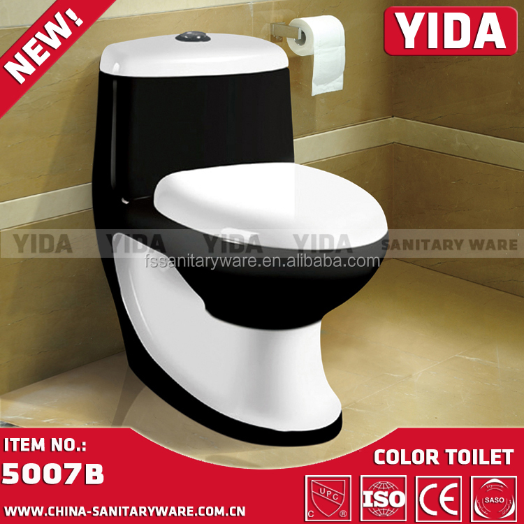 ceramic sanitary ware price, types of water closet,black and white color bathroom wc