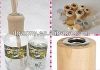 Best selling perfume bottle wooden cap wholesale