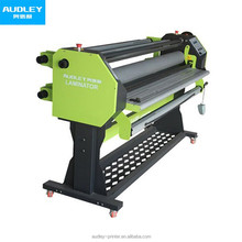 Factory supply electric best quality roll hot pouch thermal laminator machine, CE, 1600,audley