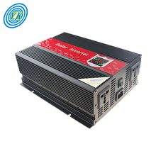 12VDC to 220VAC 2000W pure sine wave off grid solar power inverter