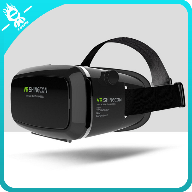 VR Glasses Google Virtual Reality 3D Glasses VR Box 2.0 Version Headset with Bluetooth Remote