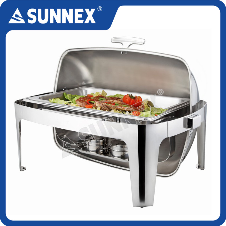 Sunnex Hot Selling Stainless Steel chafing machine