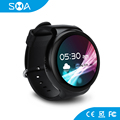 1.3GHz quad-core MTK CPU Android 5.1 OS Touch Screen Smart Watch 1Gb Ram
