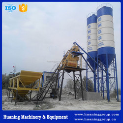 Reliable Driving Automatic Road Construction Cement Mixing Plant for sale