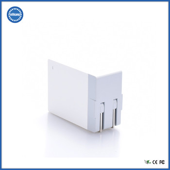 PC Material Anti-Fire PowerStation 5V 2A USB Wall Charger
