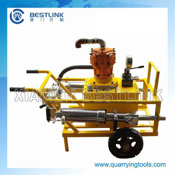 Concrete Demolition Tools Electric Driven Hydraulic Rock Splitter