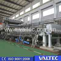 factory price 2550 full-automatic high-speed rewinding and perforating toilet paper machine
