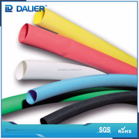 China supplier insulation sleeving DL-11 Pe Cable Dual Wall Silicone Heat Shrink Tube