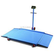 Mobile Floor Weighing Scale