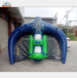 Manta Ray Inflatable Watercraft / inflatable flying manta ray