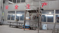 Semi Automatic Cocoa Powder&Granule Loading Weighing Filling Machine(5-25KG)