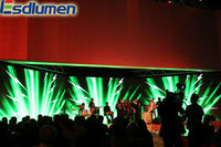 2012 Super hot sale Mini Series P4.8mm Indoor full color advertising rental led display screen disco light