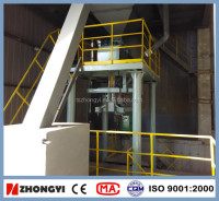 Automatic weighting model DBJS-2B 1000-2000 kg big bag cement packing machine