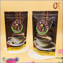 Order from china direct bag for packing coffee beans bag