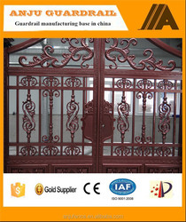 Beautiful and Solid structure indian house main gates designs AJLY-611