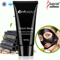 OEM Herbal black mask facial whoesale for female Blackhead removal deep cleansing peel off face mask Prvite Label accepted