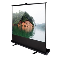 High quality Cheapest floor standing led touch screen table