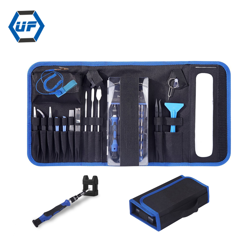 86 in 1 CRV Steel Magnetic driver Precision Screwdriver Set Repair Tool <strong>Kit</strong> with Portable Bag