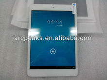 "slim body 7.85"" Google ANDROID4.1 tablet pc"