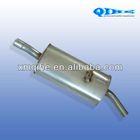 Exhaust muffler for all cars