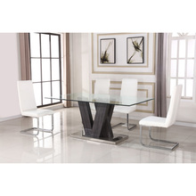 The Best And Cheapest cheap extending mdf table dining MDF legs