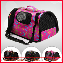 Travel House customized portable dog cat supplies crate pet bag carrier