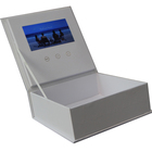 Presentation Marketing Greeting Gift Jewelry Ring Lcd Screen Video Brochure Box