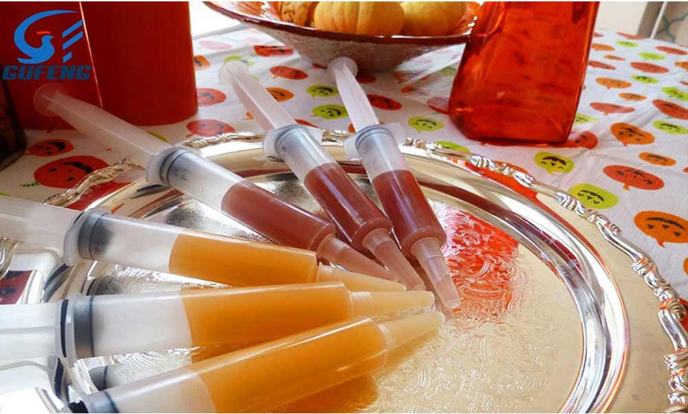 Jello Shot Syringes by Partay Shots | 50 Pack Plastic Syringes for Jello Shots | Jell O Syringe Shooters for Graduation