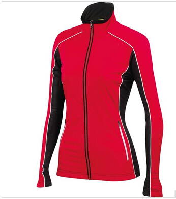 Professional Queen Yoga apparel Perfect Fitting Winter Yoga Jacket