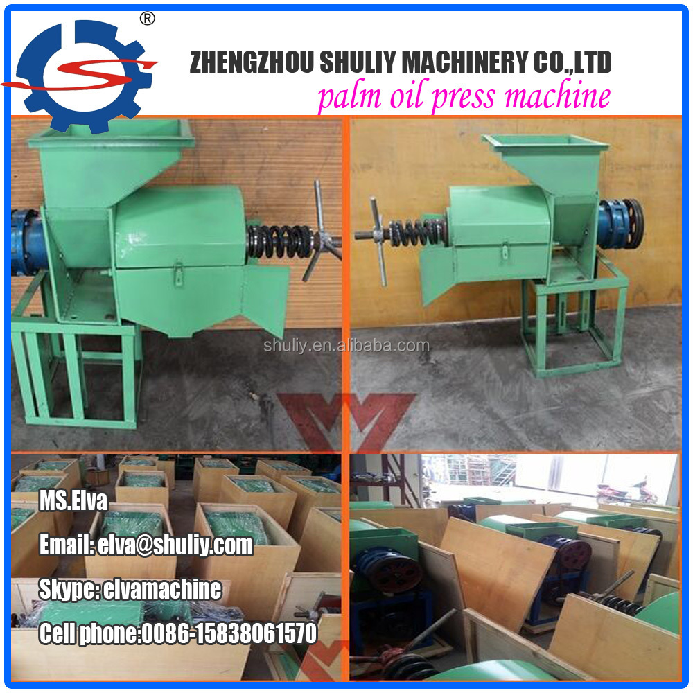 Professional great working effect palm fruit sheller