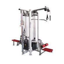 Fitness 4 station multi gym <strong>equipment</strong>