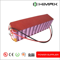 li-ion battery electric scooter 20Ah 12v light weight battery packs