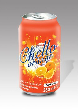 FOODIE CHELLO ORANGE