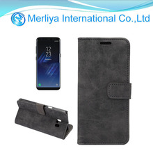New Sheepskin Leather Mobile Phone Holster Flip Phone Case For Iphone 7/7plus /8/8plus