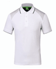 ts China Manufacturer Brand Cool Casual Striped White sports wear Polo Shirts for Men