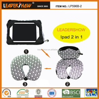 Factory Wholesale Multi-functional Ipad Pillow Soft and Comfort Travel Reading Home and Outdoor Neck Pillow