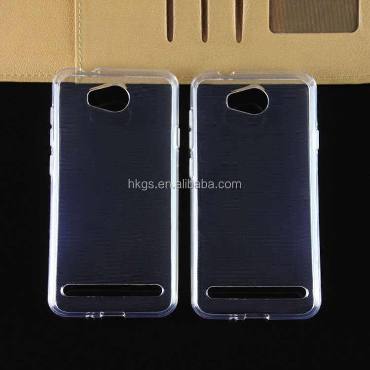 Crystal Transparent TPU Cover For Huawei <strong>Y3</strong> II <strong>2</strong> Phone Case Mobile Price Pakistan