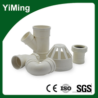 YiMing Competitive Price PVC Pipe Fittings Expansion Joint