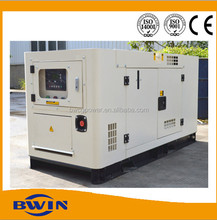 20kW Closed Diesel Generator Set Silent genset by Japan brand