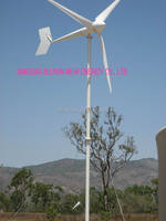High efficiency 2kw home wind power