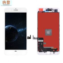low price china mobile phone for iphone 7 plus lcd touch screen display
