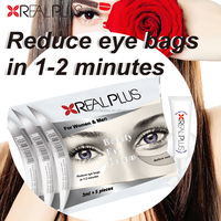 5 in 1 eye skin care best REAL PLUS puffiness and anti aging wrinkle cream