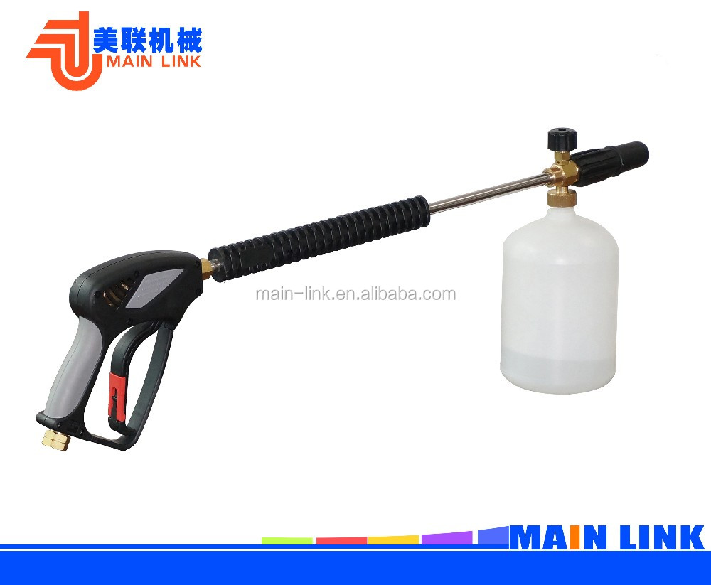 China Foam spray gun with Italy filter