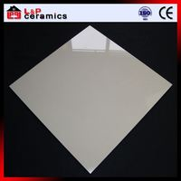 Pure ivory glossiness 90 platinum ceramic floor tile for indoor decoration