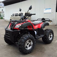 Hot sale 200cc automatic 4 stroke EEC utility racing quad atv 200 for adults