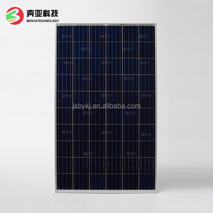 Photovoltaic module 260W poly solar panel system cell