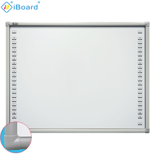 Multi-touch Fashionable P series Nano steel infrared whiteboard Interactive digital board