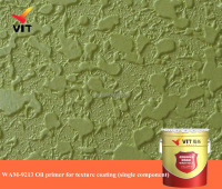 WAM-9213 Oil primer for texture coating (single component), 3D paint, art paint