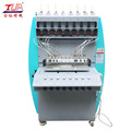 dispensing 3d accessories label for t shirt machine color woven label machine