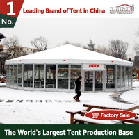 Outdoor Winter Round Tent, China Party Tent For Sale